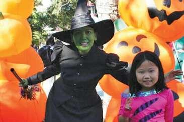 Children's Fairyland Jack o Lantern Jamboree