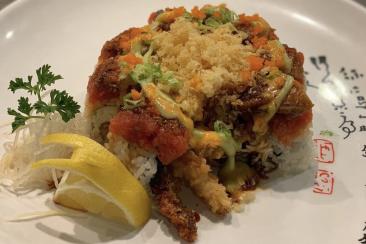 Kansai Sushi Plate