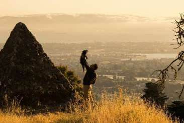 Joaquin Miller Pyramid of Moses Photo