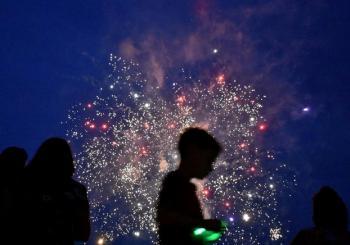 Northport Fireworks