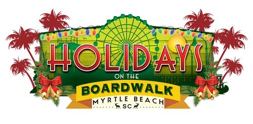 Holidays on the Boardwalk, Myrtle Beach, SC