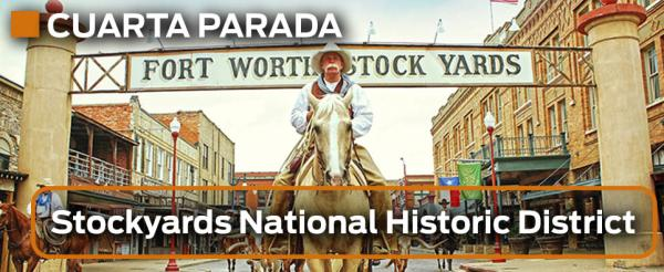 Stockyards - Visita