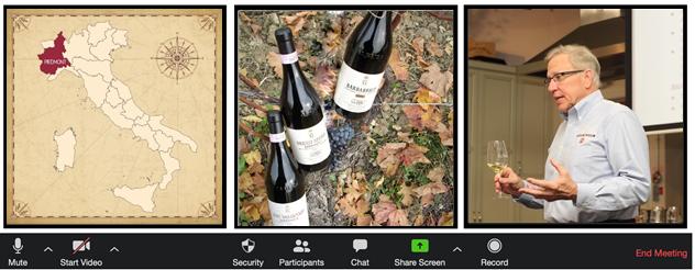Wine 101 Virtual