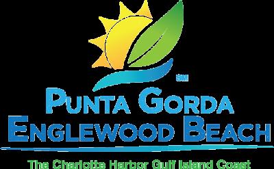 Punta Gorda Englewood Beach logo