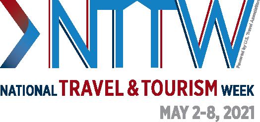 National Travel & Tourism Week Logo