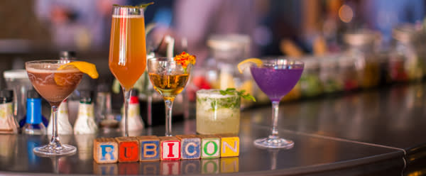 Rubicon Cocktails