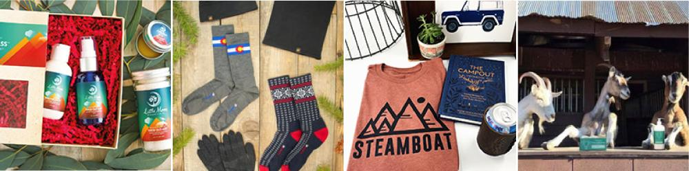 CLOTHING AND MORE Holiday Gift Guide