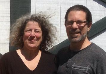 Deb Meritsky and Marc Rotman