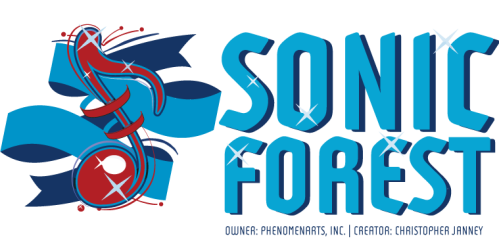 Sonic Forest Logo