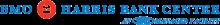 BMO Harris Bank Center logo