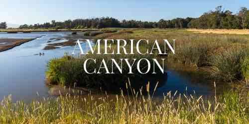 Town of American Canyon, Napa Valley