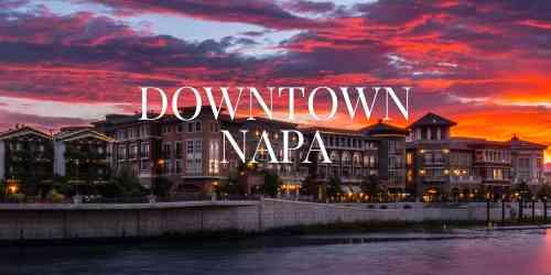 City of Napa, Napa Valley