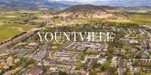 Town of Yountville, Napa Valley