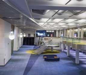 Exhibit Level Of The Convention Center Visit Denver