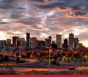 Interactive & Print Maps of Denver, Colorado | VISIT DENVER