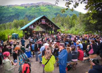 Girdwood Forest Fair concert and festival
