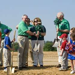 Groundbreaking June 2010