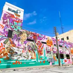 Murals and Public Art