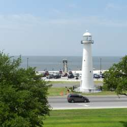 Biloxi Lighthouse & Pier