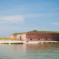 Fort Massachusetts on Ship Island