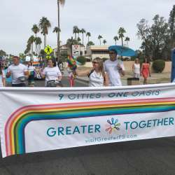 Greater Palm Springs Pride 2018