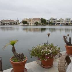 Water Patio Harbor Home