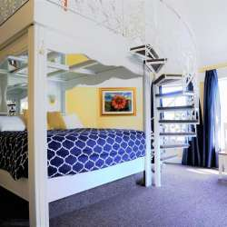 Rooms at the Hotel Frankfort