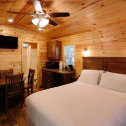 Rooms at Traverse City KOA