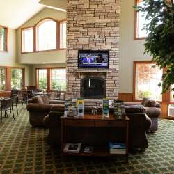 Inside the Howard Johnson by Wyndham