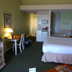 Rooms at Pointes North Beachfront Resort Hotel