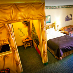 Rooms at Great Wolf Lodge