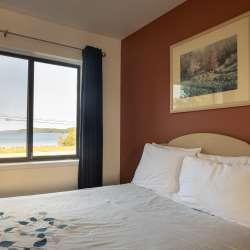 Rooms at the Crystal Lake Resort