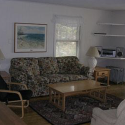 Inside the Island View Cottages