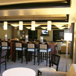 Inside the Hampton Inn Traverse City