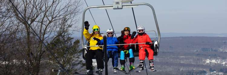 Which Poconos Ski Resort Is Right for You? on