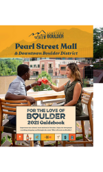2021 Downtown Boulder Guidebook Cover