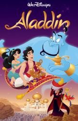 Aladdin Movie Poster PAC