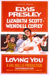 loving you PAC movie poster
