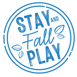Fall Stay and Play blue