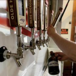 Olde Hickory Brewery- Taps