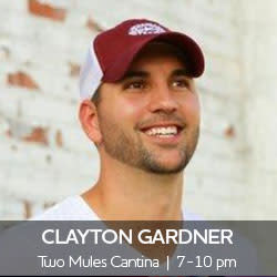 Clayton Gardner 2 Mules small