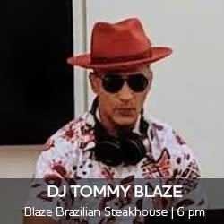 DJ Tommy Blaze Saturday small