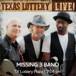 Texas Lottery Live Missing 3 small