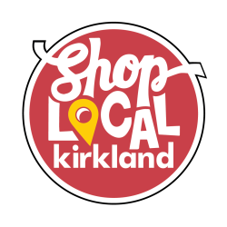 Shop Local Kirkland logo