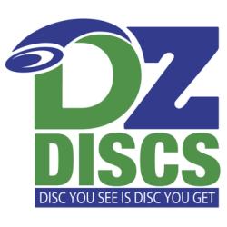 DZ DISCS logo