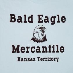 bald eagle mercantile logo