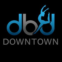 Dance By Design Downtown Logo