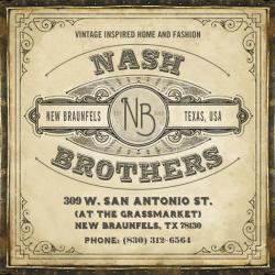 Nash Bros Logo