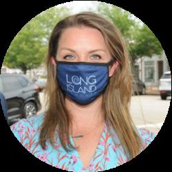 Kristen Jarnagin mask