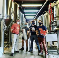 Olde Hickory Brewery- Owners & Brewers